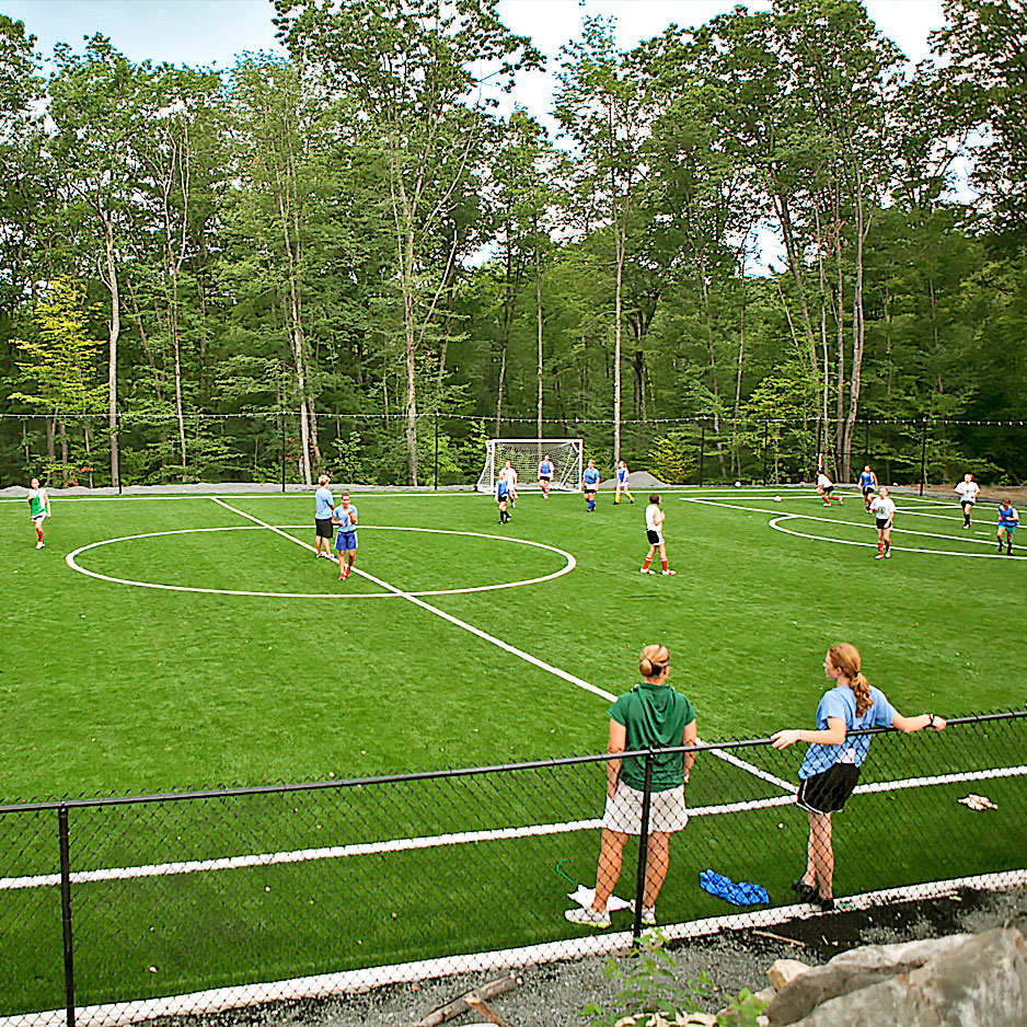 Berkshire Soccer Academy for Girls, East Otis, Massachusetts