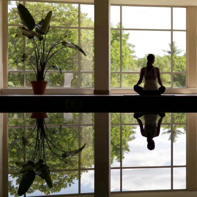 Canyon Ranch Wellness Resort, Lenox, Massachusetts